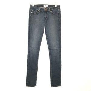 Paige Long Peg Skinny Jeans